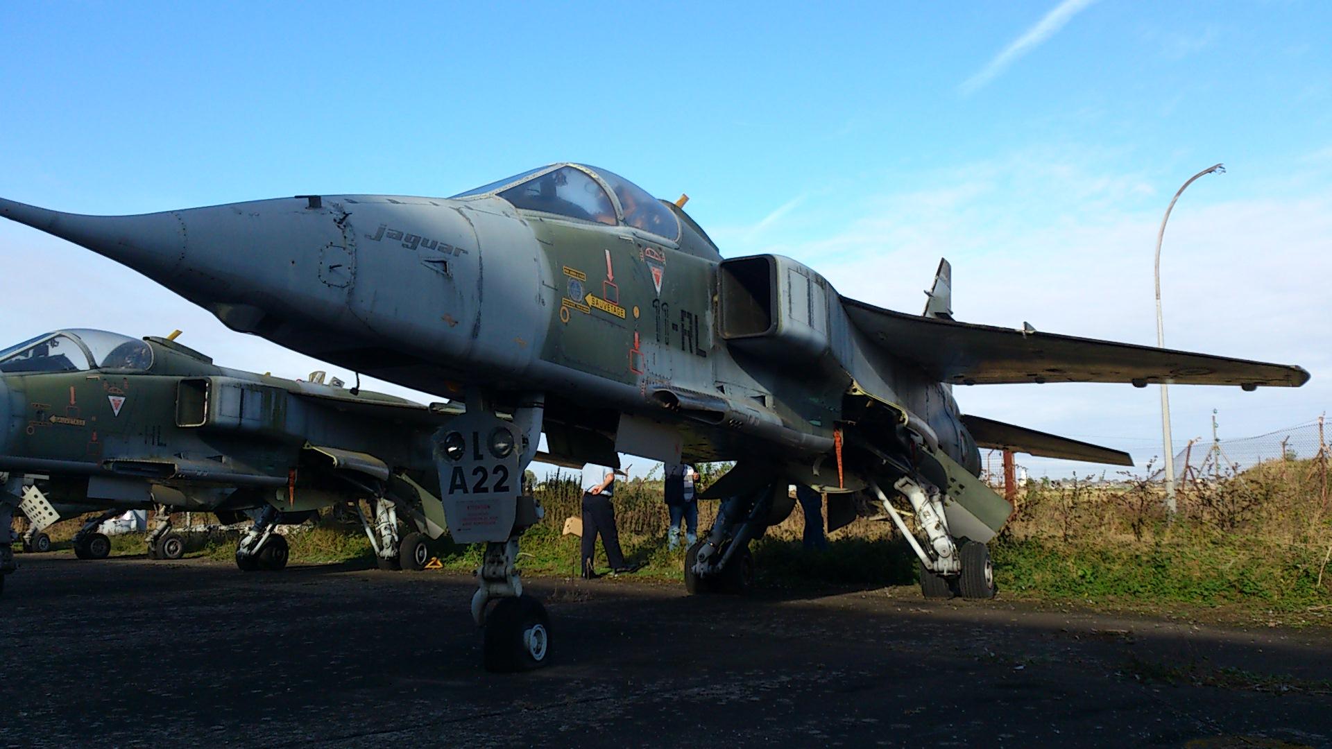 Jaguar A-22